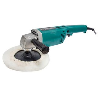 MAKITA 180MM 2 SPEED SANDER POLISHER