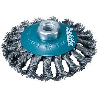 BEVEL BRUSH TWIST 115MM X M14