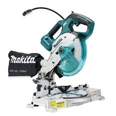 MAKITA 18V BL 165MM MITRE SAW SKIN