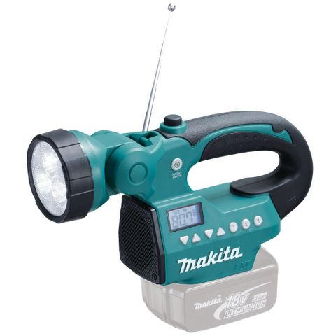 MAKITA 14.4/18V FLASHLIGHT RADIO SKIN