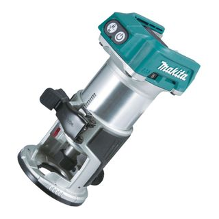 MAKITA 18V BRUSHLESS LAMINATE TRIMMER