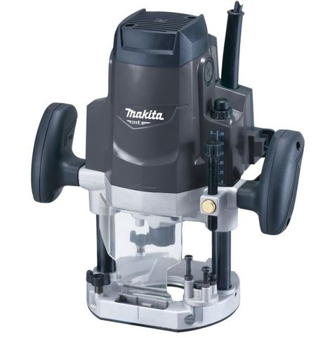 MAKITA MT SERIES 1/2 PLUNGE ROUTER