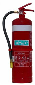 FIRE EXTINGUISHER 4.5KG DCP