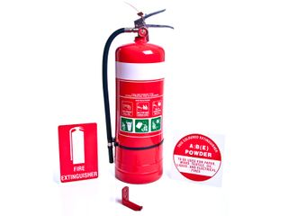FIRE EXTINGUISHER 9KG DCP