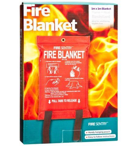 FIRE BLANKET 1M X 1M