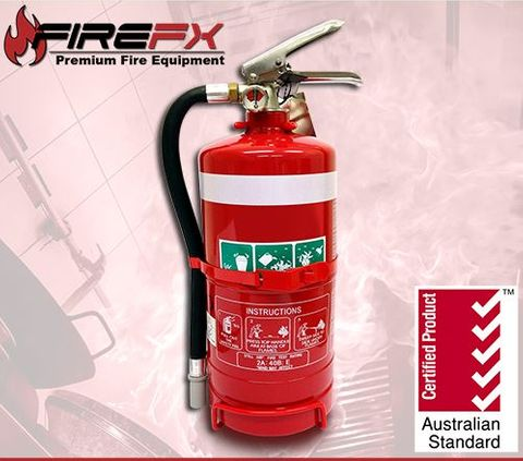 2.5KG ABE FIRE EXTINGUISHER