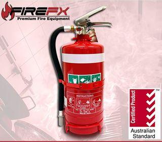 2.5KG ABE FIRE EXTINGUISHER