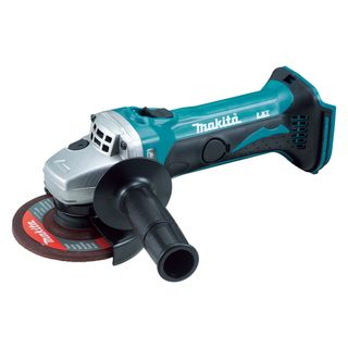 MAKITA 18V 115MM ANGLE GRINDER SKIN ONLY