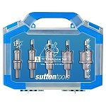 SUTTON 5PCE TCT HOLE CUTTER SET