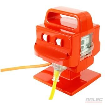 OUTLET SAFETY SWITCH HEAVY DUTY 4