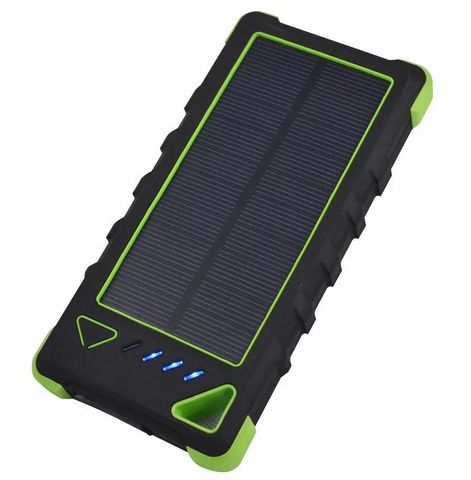 IMEX IPOWER 16,000 M/AH SOLAR POWER BANK