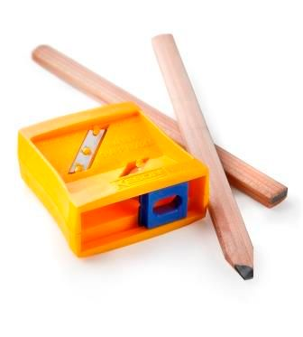 CARPENTERS PENCIL SHARPENER