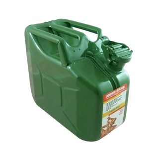 JERRY CAN 10LT METAL