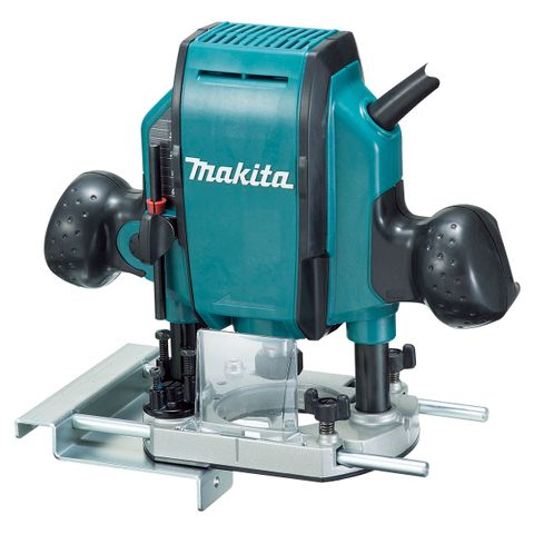 MAKITA PLUNGE ROUTER 9.5MM