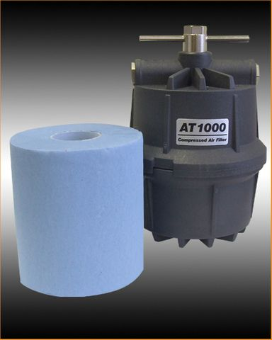 PLASMA AIR FILTER CANISTER