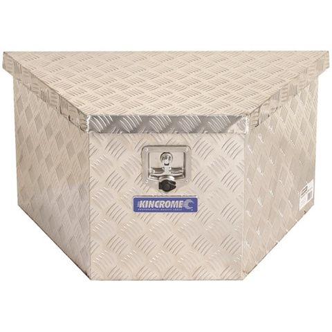 KINCROME ALUMINIUM TRAILER BOX