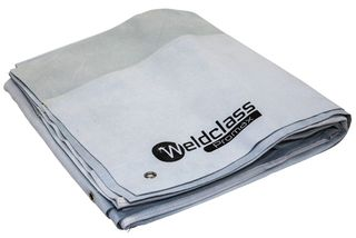 WELDCLASS BLANKET LEATHER 1.8M X1.8M