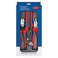 KNIPEX HD POWER PACK 3PCE
