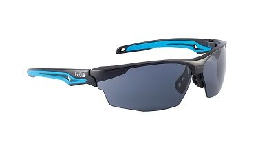 BOLLE SMOKE SAFETY GLASSES