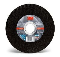 3M SILVER CUTTING WHEEL 125 x 1 x 22MM