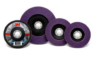 3M FLAP DISC 769F 60+ 125MM