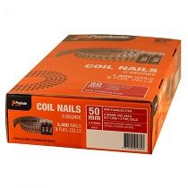PASLODE COIL 50X2.5MM RING SS NAILS