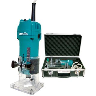 MAKITA 530W LAMINATE TRIMMER + ALU CASE