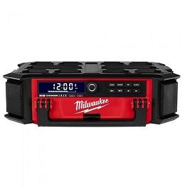 MILW M18 SKIN PACKOUT RADIO & CHARGER