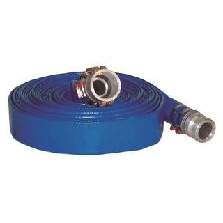FLX LAYFLAT PVC HOSE ASSY 50MM X 20M