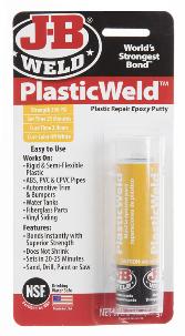 PUTTY WELD PLASTICSTIK EPOXY JB 57g