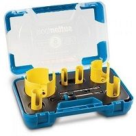 SUTT HOLESAW SET ELECTRICIAN 20-92MM 6PC