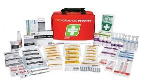 FASTAID R2 WORKPLACE RESP KIT SOFT PACK