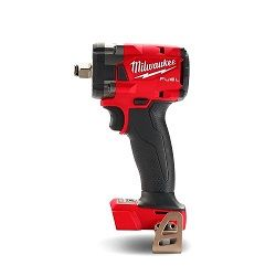 MILW 1/2 IMPACT WRENCH W/RING SKIN ONLY