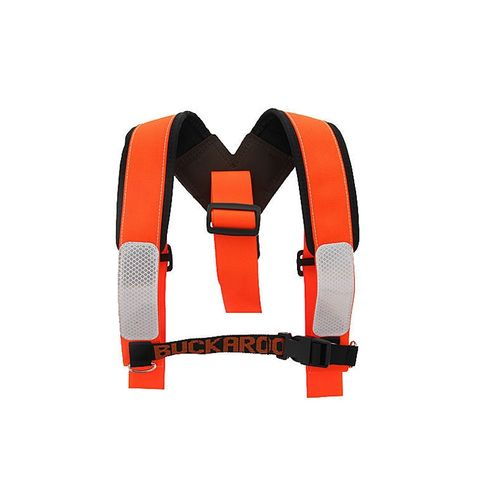 HARNESS PADDED SHOULDER BUCKAROO