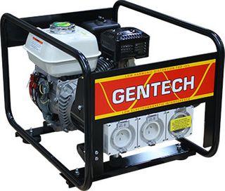 GENTECH GENERATOR PETROL 3.4KVA