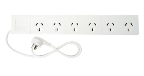 POWER BOARD 6 OUTLET  ARLEC