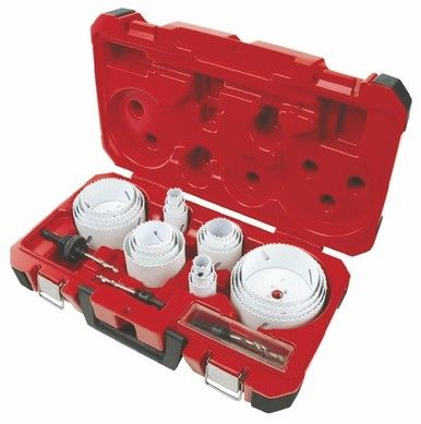 MILW DOZER HOLESAW KIT 28PC