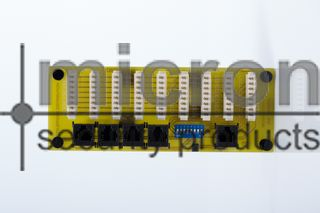 Micron 8 Way Telephone Distribution Module