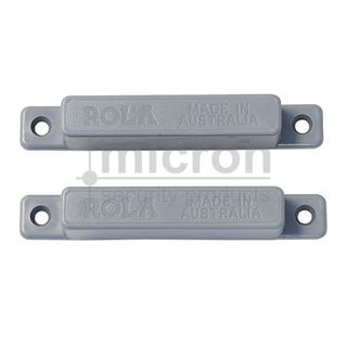Grey Surface Mount Reed With Screw Terminals
