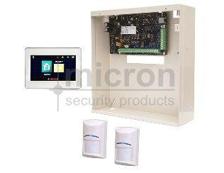 Bosch Sol 2K + 4.3 Touch Screen KP + 2 GEN 2 Quads