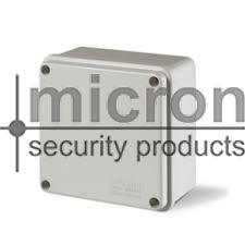 External Deep Junction Box Small. 100 x 100 x 50mm