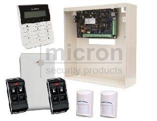Bosch Sol 3K + Text KP + B810 Radion RX + 2 x Radion PIR + 2 x Radion 4 Button Fobs