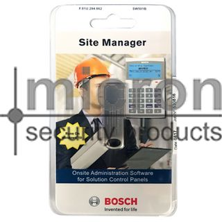 SW501B Site Manager End User Software For 6000. 1 Use Licence Only