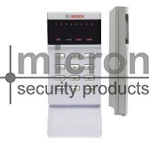 ICP - CP508W  8 Zone LED Codepad