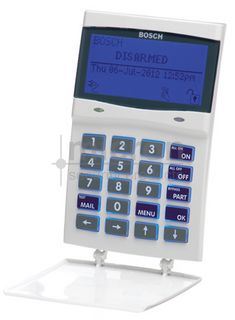 **DISCONTINUED**REFER TO PROX KP SCP722 AT SAME PRICE***P700B Solution 6000 Graphic Keypad White
