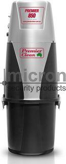 Premier 850 Unit Only. 675 Air Watts. Bagless. 5 Year Warranty