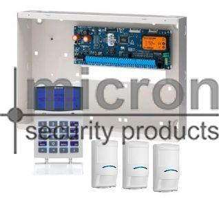 Bosch 6K Panel + 1 x SCP700 Graphic Keypad + 3 x PRO Tri Tech