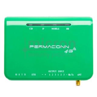 4G Permacomm PM45-4G. Dual Sim 4G + IP Communicator. Requires Panel Side Dialler Lead