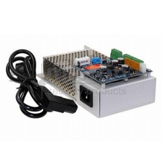 CM723B Solution 6000 5amp Power Supply + 2 x Battery Charge Outputs