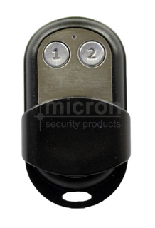 HCT-2P Two Button Metal Transmitter For RE005V2/WE800V2/HCR-15